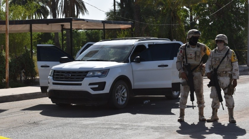 Tras persecución de la Sedena a sujetos armados se registra balacera en Navojoa(Especial)