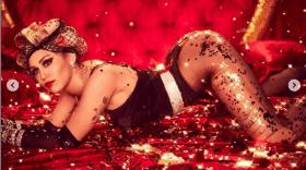 Miley Cyrus promociona su nuevo sencillo con provocativas fotos