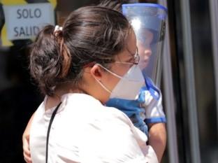 Covid-19 en México: 483 muertes y 5 mil 053 casos nuevos este día