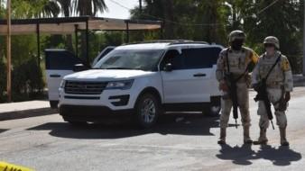 Tras persecución de la Sedena a sujetos armados se registra balacera en Navojoa