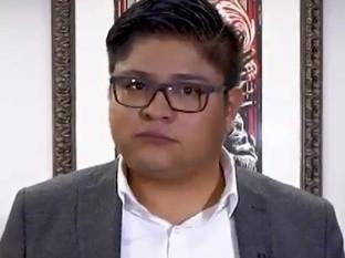 Gibrán Ramírez acusa fraude al quedar fuera de contienda para dirigir Morena; Antonio Attolini tampoco participará: INE