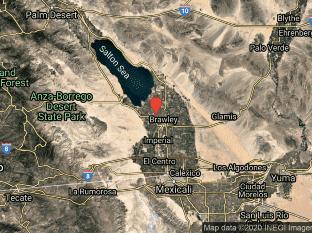 Registran sismo de 5.1 grados al norte de Mexicali