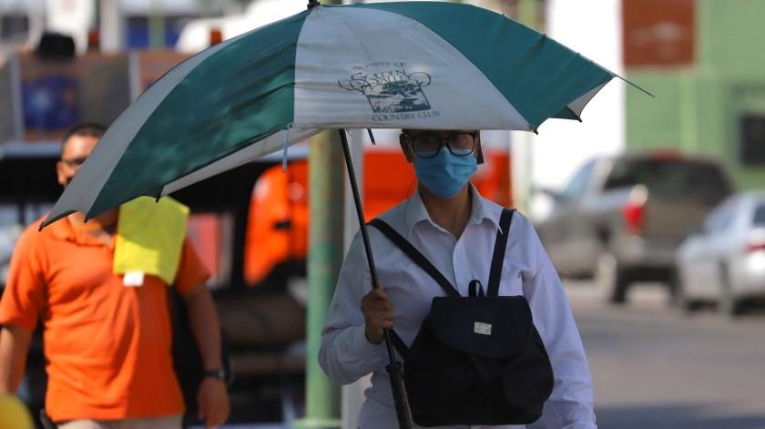 Hermosillo bate recórds de temperatura máxima en 9 días de septiembre(Archivo GH)