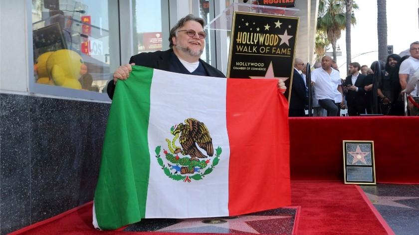 Guillermo del Toro se reunió en mayo con Alfonso Cuarón y González Iñárritu para defender el fidecine.(2019 Invision, Invision)