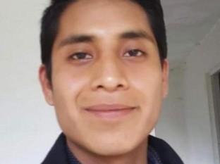 Piden ayuda para encontrar a Arturo Chávez Rita