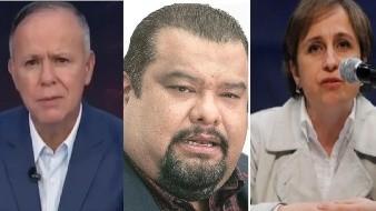 Cuauhtémoc Gutiérrez: Quién es el personaje de la polémica entre Aristegui y Ciro Gómez Leyva