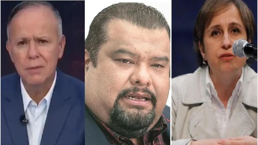 Cuauhtémoc Gutiérrez: Quién es el personaje de la polémica entre Aristegui y Ciro Gómez Leyva(El Universal)