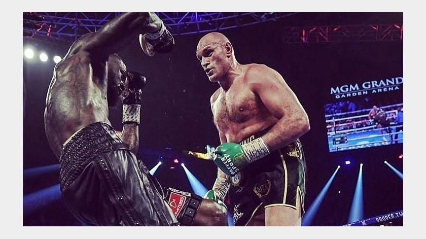Trilogía de Tyson Fury y Deontay Wilder cambia de fecha(Instagram @gypsyking101)
