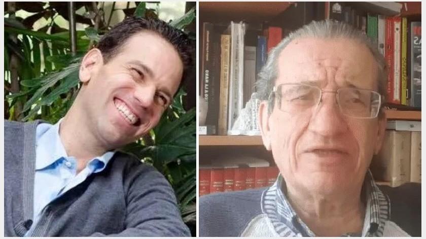 "Rafael Loret de Mola aseguró que López Obrador trató de liquidar a Carlos Loret ""sacándolo de Televisa"".(GH)"
