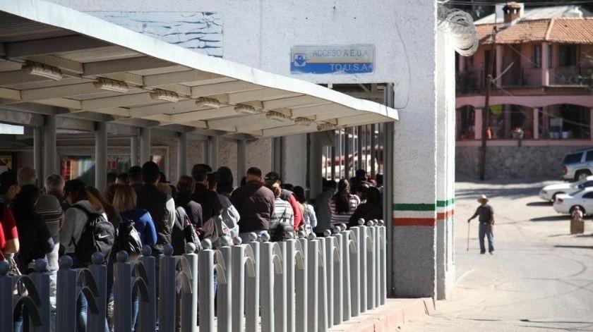 Boletín México: Va para largo la apertura de la frontera
