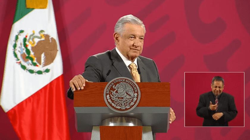 Andrés Manuel López Obrador, presidente de México.(Especial)