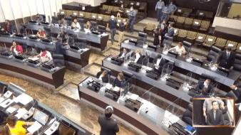 VIDEO: Congreso de Sonora sesiona sobre violencia digital e identidad sexo genérico