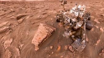 NASA organiza paseo virtual a través de Marte