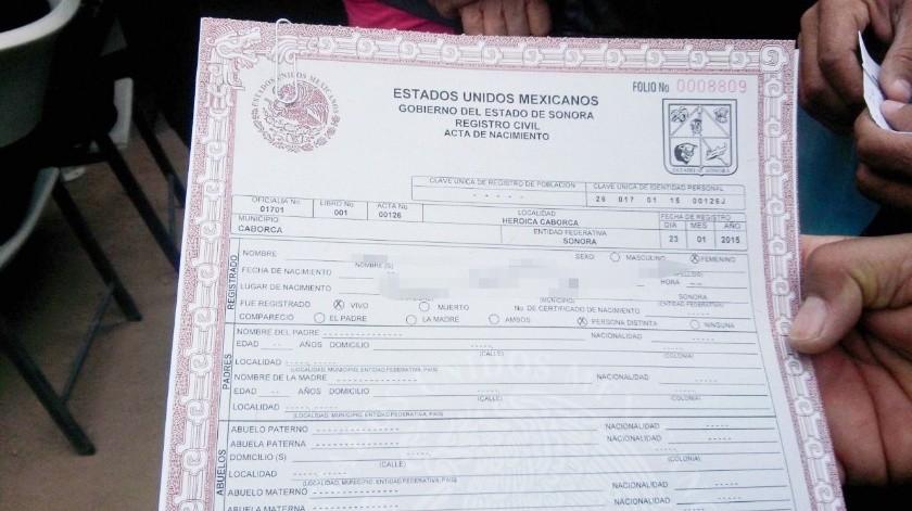 Aprueban en Sonora reforma que permite rectificar identidad sexual en actas(GH)