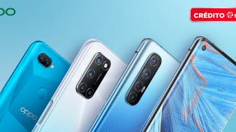 Disponibles smartphones OPPO en Elektra
