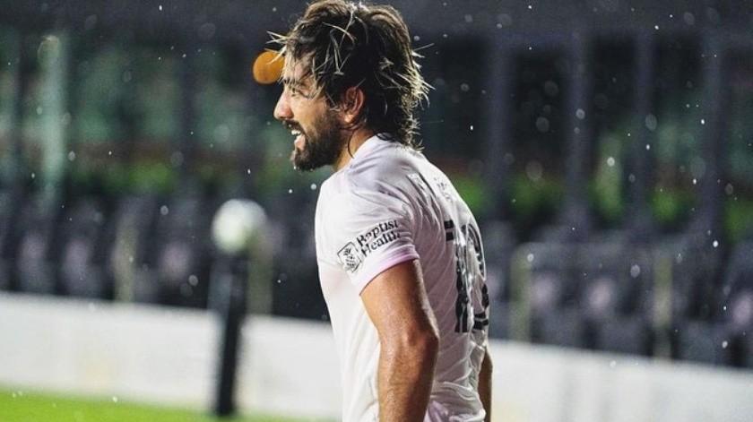 Rodolfo Pizarro quedaría fuera de la Selección Nacional(Instagram)