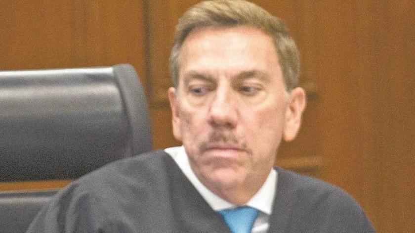"""""""La justicia no se consulta"""": ministro Laynez insiste en inconstitucionalidad(El Universal)"""