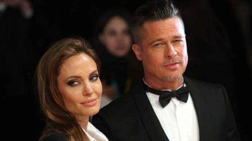 Se espera que el propio Pitt pase al estrado a rendir su testimonio y que sus abogados interroguen a su ex mujer, Angelina Jolie.(Joel Ryan/Invision/AP, Invision)