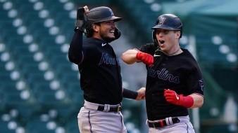 Marlins barren a los Cachorros y avanzan de ronda en los playoffs de la MLB
