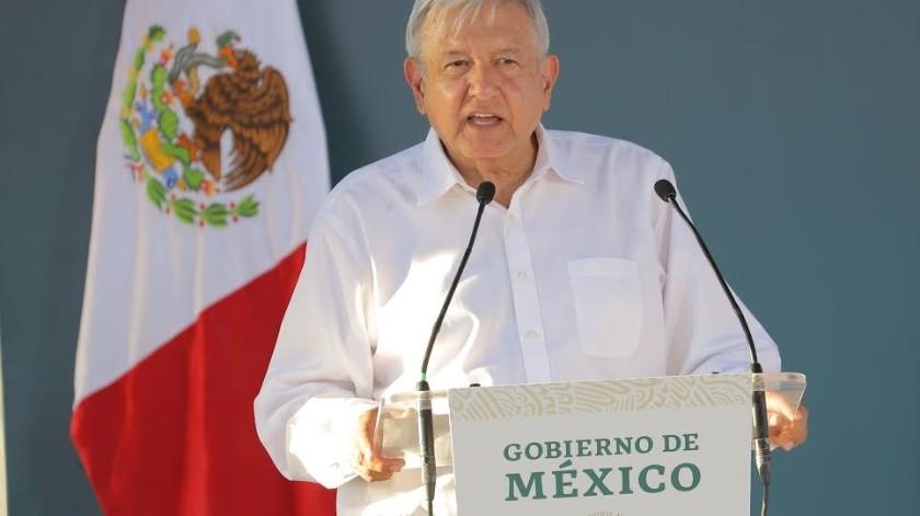 AMLO en Agua Prieta, Décima visita a Sonora.(Banco Digital)