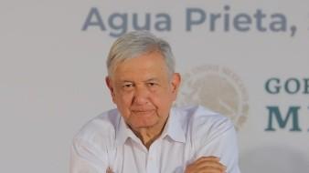 AMLO en Agua Prieta, Décima visita a Sonora.