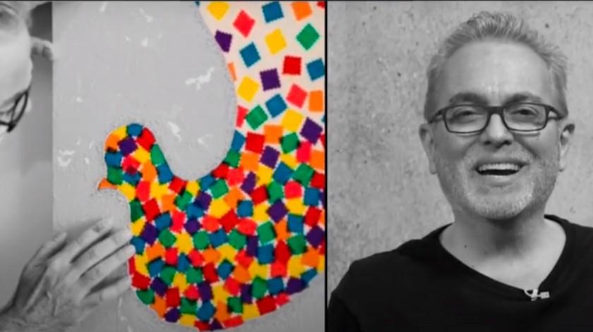 El video dura cinco minutos y fue lanzado hace unos días por Héctor Díaz Gallery.
