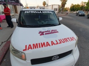 Patrulla Animal ya recorre Hermosillo para proteger mascotas