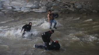 Una nueva ola de protestas sacude Chile tras la caída de un menor desde un puente durante una manifestación. La víctima sufrió varias lesiones.