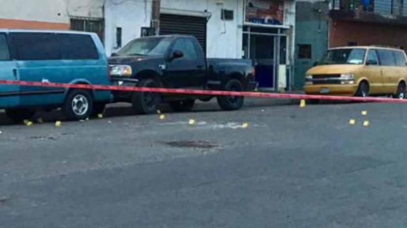 El homicidio ocurrió a las 12:50 horas.(Archivo)