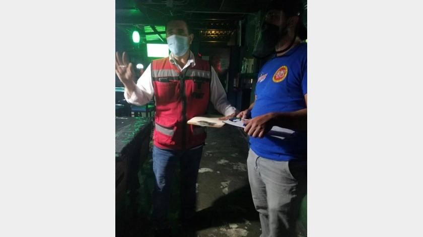 El secretario de Salud Sonora explicó que se pide el 50% y 80% de aforo en antros y bares, respectivamente.