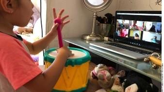 La directora estatal de Preescolar, Yuri Barajas Guzmán, quien dijo que esta problemática pudiera estar ligada a que los padres de familia carecen de tiempo para guiar a sus hijos