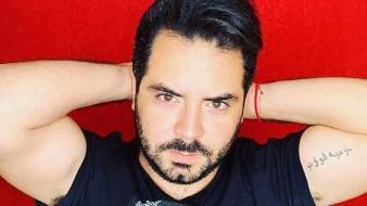 José Eduardo solo salió de su casa para terminar de grabar la nueva temporada de
