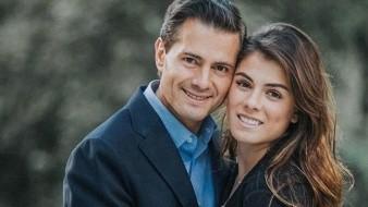 Paulina Peña es hija de Enrique Peña Nieto y Mónica Pretelini.