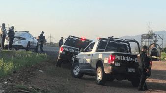 Fue alrededor de las 12:30 horas del 5 de octubre cuando alertaron al C5 que por fuera de la barda del terreno donde se localiza el Centro Juvenil Juan Bosco se encontraba tirado el cadáver de una persona.