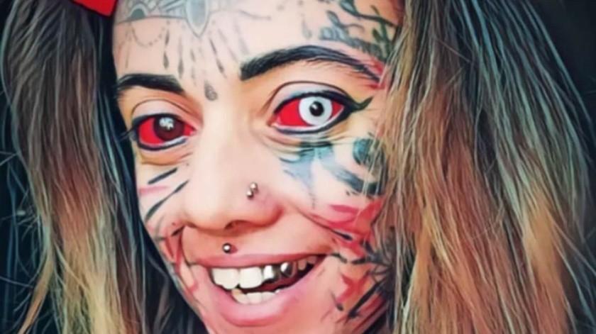 Instagram: hija de Marcelo Tinelli sorprende con tatuaje