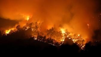 Incendio en California ya es el más grande de su historia; quema un millón de acres
