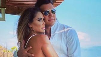 Confirma Ninel Conde compromiso matrimonial con Larry Ramos