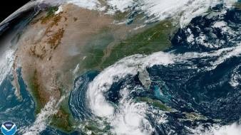 La península mexicana acaba de sufrir los efectos de la tormenta tropical Gamma, ya degradada, que descargó fuertes lluvias y vientos en esa zona del sureste de México.