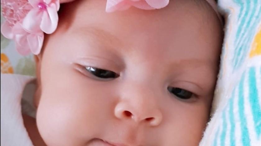 """A través del Facebook """"Todos somos el corazón de Luciana"""" sus papás informarán sobre las actividades que se lleven a cabo(Especial)"""