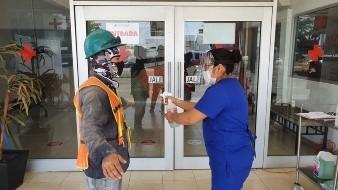 Para solicitar los servicios de consulta se deberá atender el protocolo sanitario