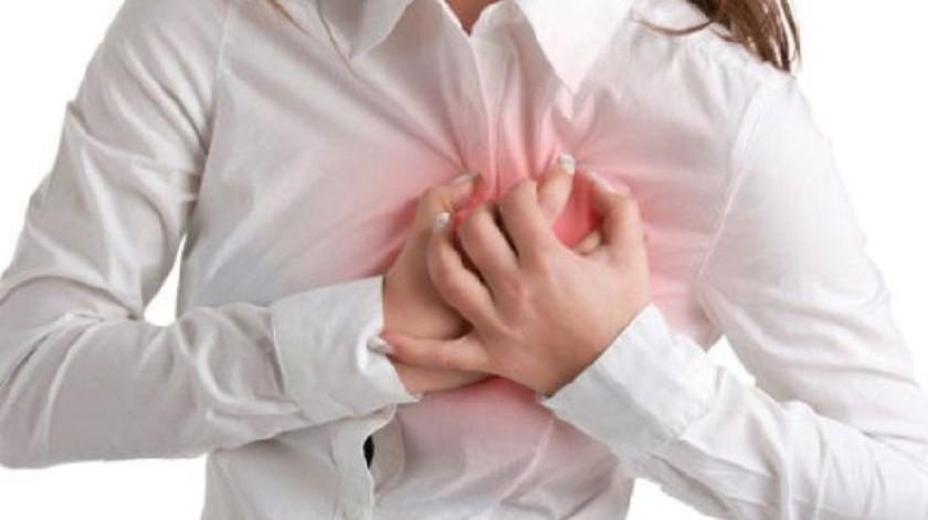 Las enfermedades cardiovasculares constituyen la primera causa de muerte en México(Banco digital)