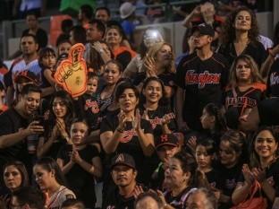 Hasta el momento no se ha hablado de un porcentaje de aficionados en estadios de Sonora