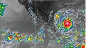 Delta mantendrá lluvias puntuales intensas (de 75 a 150 milímetros [mm]) en Campeche, Quintana Roo, Tabasco y Yucatán, y locales muy fuertes (de 50 a 75 mm) en Chiapas.