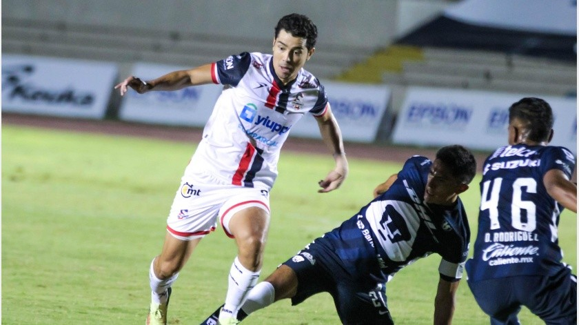 Los Cimarrones juegan ante el Tampico Madero.(Cortesía)