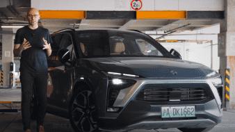 El fabricante chino de coches eléctricos NIO se ha lanzado a competir en el segmento de coches altamente tecnológicos del que Tesla es uno de los principales exponentes. ¿Podrá competir con la marca de Elon Musk?