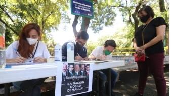 AMLO descarta gasto millonario en consulta popular y propone a INE convocar voluntarios