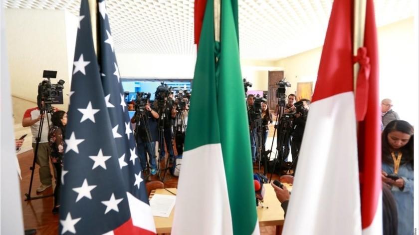"""Deuster indicó que el tratado destila """"un proteccionismo que tiene la firma de Estados Unidos"""", mientras el reto """"para las empresas europeas en la región es sustituir parte de las importaciones que venían desde Europa o suministros regionales del mercado norteamericano"""".(Archivo GH)"""