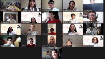 Universitarios viven y difunden la cultura china