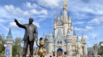 Disneyworld se ubica en Orlando, Florida, y es compuesto por cuatro parques temáticos: Magic Kingdom, Animal Kingdom, EPCOT y Hollywood Studios.