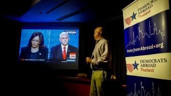 La frase resonó entre muchas votantes mujeres que reconocieron en la actitud del vicepresidente estadounidense un patrón que se repite constantemente en sus interacciones con los hombres.
